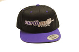 NorthPull Winch Snap Back Flat Bill