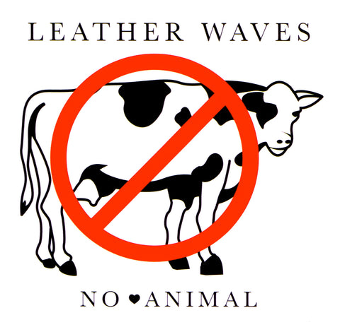 """NO-ANIMAL"" Leather Collection"