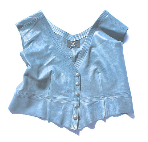 Small Fitted Womans Vest