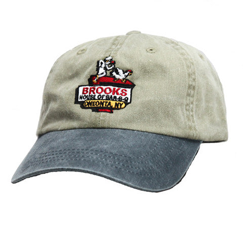 Brooks' Two-Tone Ball Cap