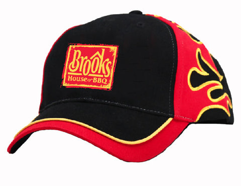 BBQ Flame Hat