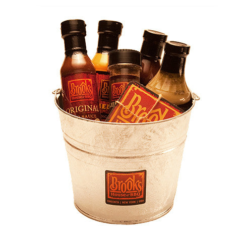 """The Egg Pail"" Gift Basket"
