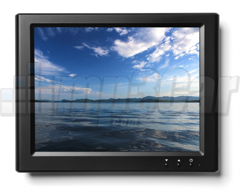 "Lilliput 8"" Um-80/c/t Usb Power on Touch Screen Monitor By Viviteq"