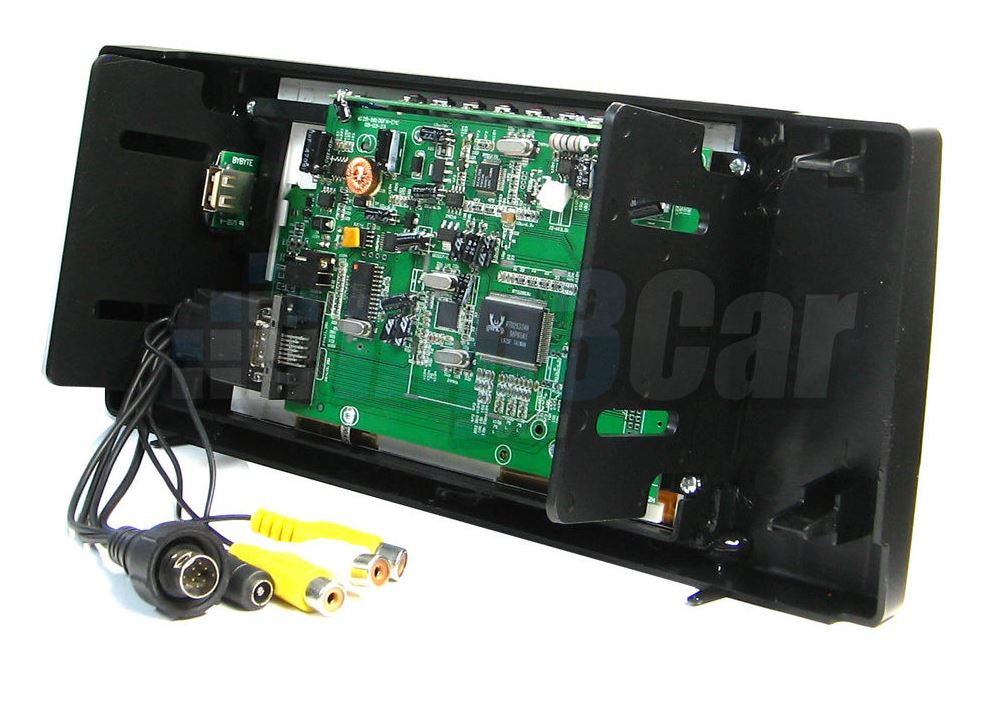 Direct Fit Double Din LCD Touch Screen for '97-'03 BMW 5 Series