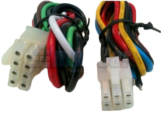 CNX-P1900 and CNX-P2140 Input/Output Replacement cables