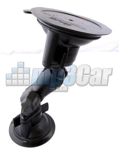 Universal RAM Mount Suction Cup to Suction Cup For Monitors