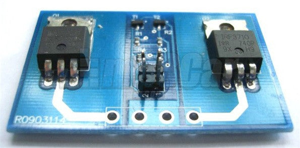 MOSFET Power Output Board