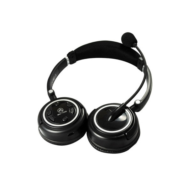 Andrea Electronics Wireless Computer Headset Noise-Canceling Microphone WNC-1500