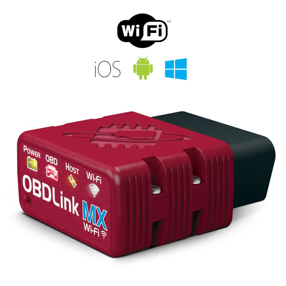 ScanTool 426801 OBDLink MX Wi-Fi OBD-II Scan Tool Interface