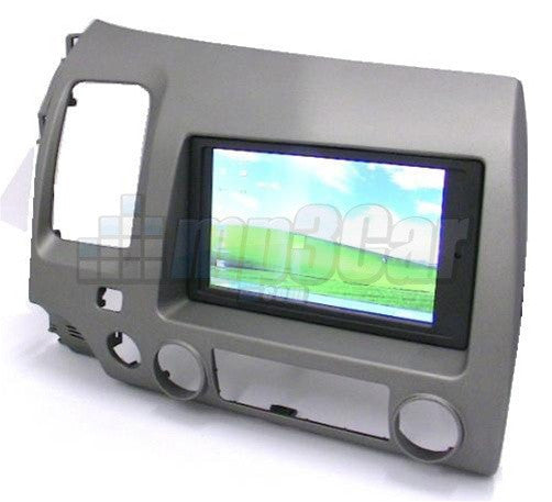 Direct Fit Double Din LCD Touch Screen for 2006-2011 Honda Civic