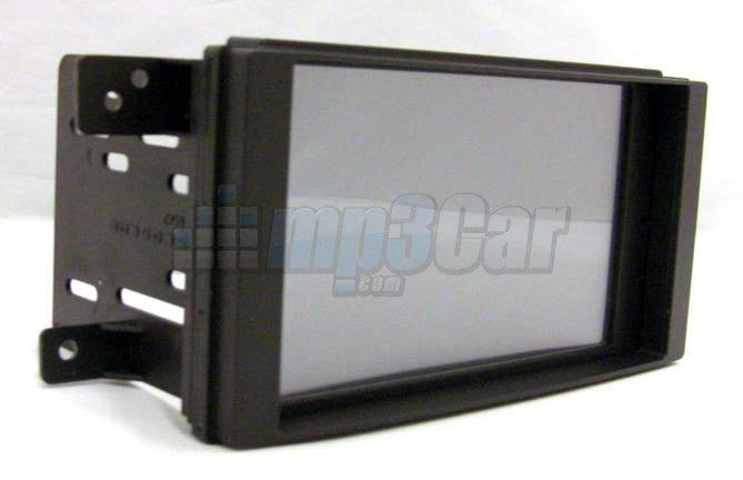 Direct Fit Double Din LCD Touch Screen for 2008+ Subaru Impreza