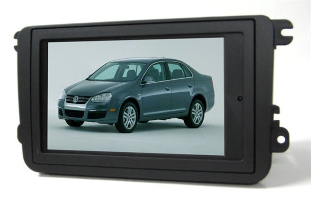 Direct Fit Double Din LCD Touch Screen for 2006 Volkswagen VW Jetta Passat Golf