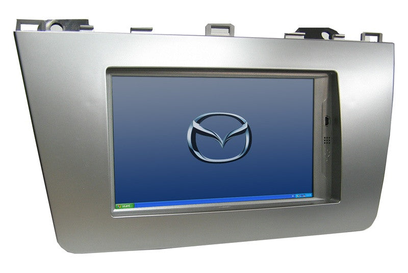 Direct Fit Double Din LCD Touch Screen for 2009+ Mazda 6