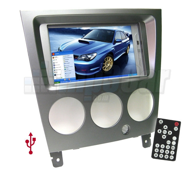 Direct Fit Double Din LCD Touch Screen for 2005-2007 Subaru Impreza, WRX, STI