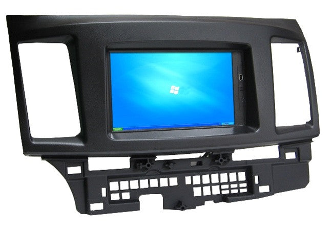 Direct Fit Double Din LCD Touch Screen for 2008+ Mitsubishi Lancer