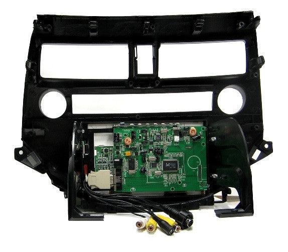 Direct Fit Double Din LCD Touch Screen for 2008 Honda Accord w/o Navigation