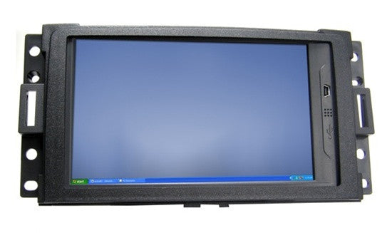 Direct Fit Double Din LCD Touch Screen for 2006-2007 Hummer H3