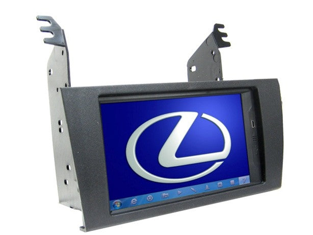 Direct Fit Double Din LCD Touch Screen for 1998-2005 Lexus GS/300/400