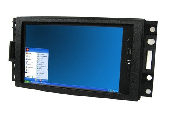 Direct Fit Double Din LCD Touch Screen for 2005-2007 Chevrolet Corvette