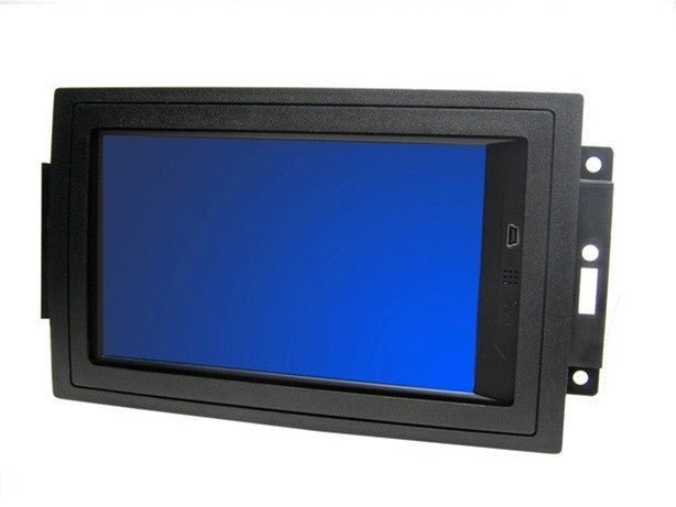 Direct Fit Double Din LCD Touch Screen for 2006-2010 Jeep Commander