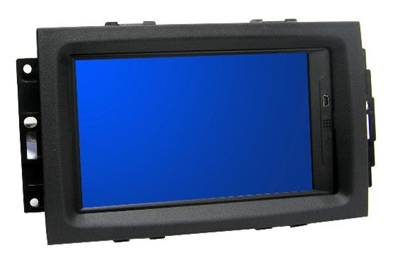 Direct Fit Double Din LCD Touch Screen for 2007-2008 Dodge Caliber