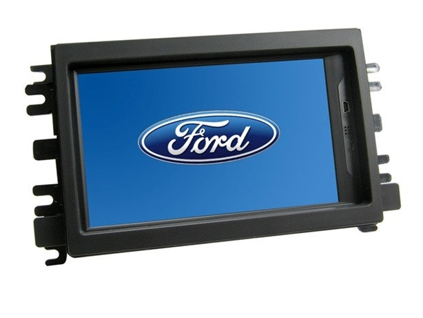 Direct Fit Double Din LCD Touch Screen for 2009-2011 Ford F150 Base Model