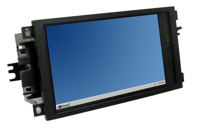 Direct Fit Double Din LCD Touch Screen for 2002-2009 Chevrolet Trailblazer