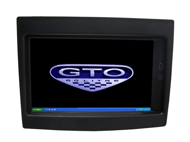 Direct Fit Double Din LCD Touch Screen for 2004-2006 Pontiac GTO