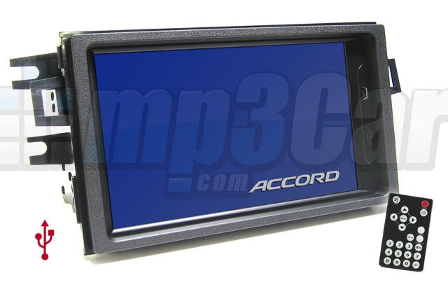 Direct Fit Double Din LCD Touch Screen for 1999-2002 Honda Accord