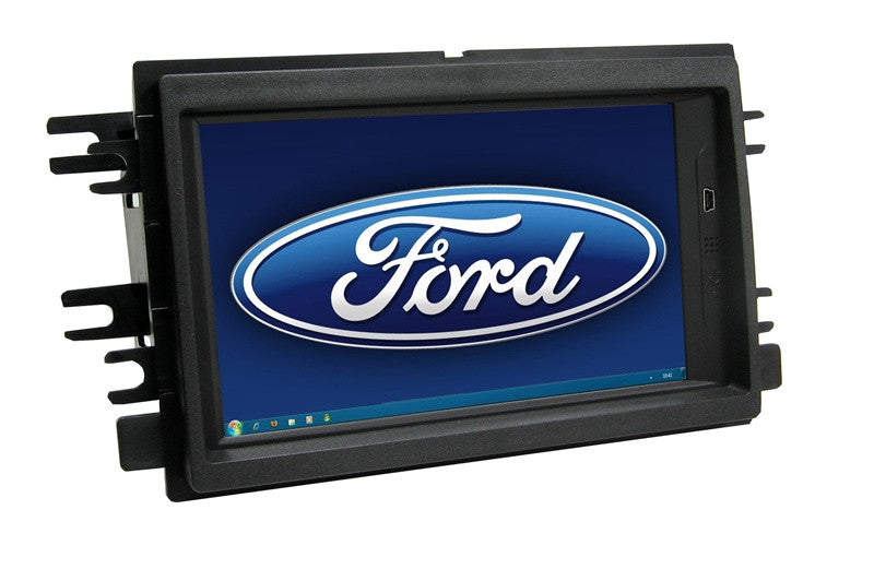 Direct Fit Double Din LCD Touch Screen for 2005-2008 Ford Mustang