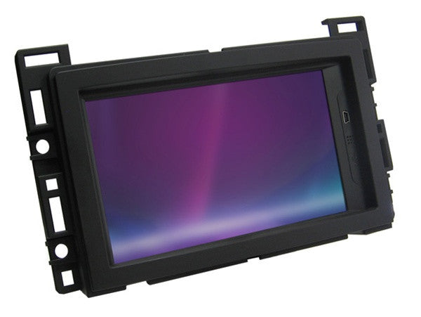 Direct Fit Double Din LCD Touch Screen for 2005-2009 Pontiac G6