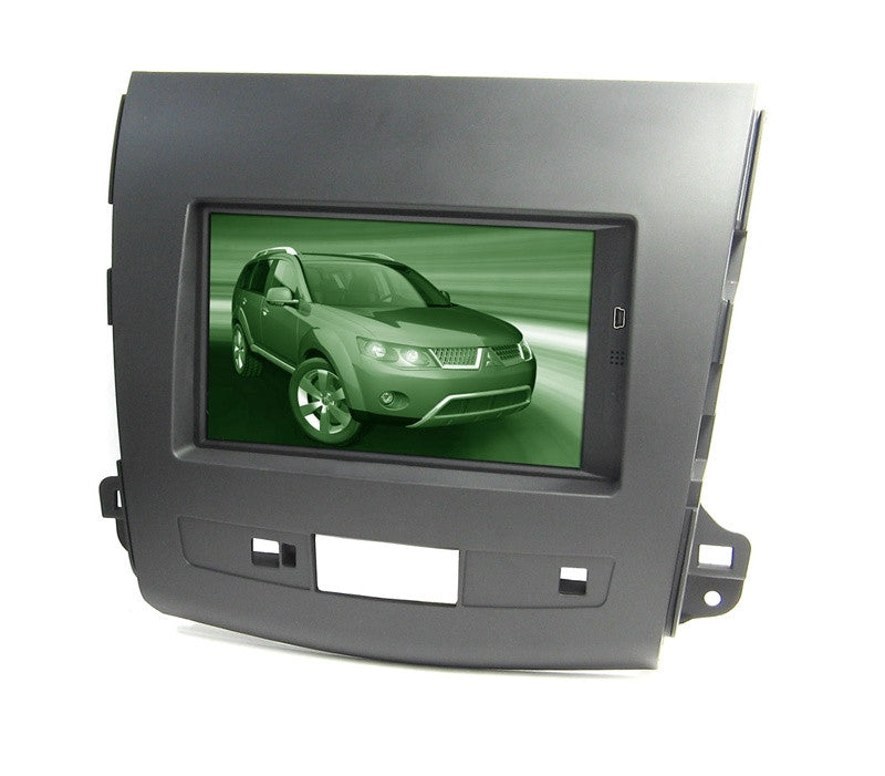 Direct Fit Double Din LCD Touch Screen for 2007-2011 Mitsubishi Outlander