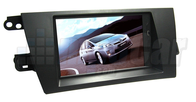 Direct Fit Double Din LCD Touch Screen for 2010-2012 Toyota Prius