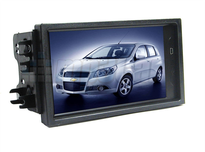 Direct Fit Double Din LCD Touch Screen for 2004-2006 Chevrolet Aveo