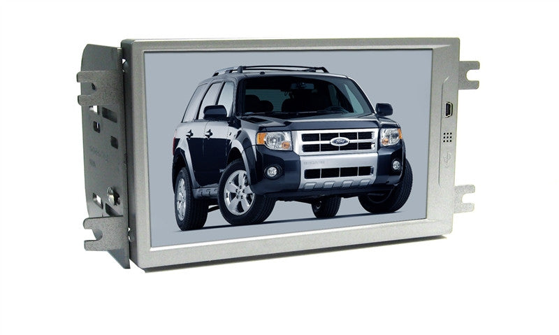 Direct Fit Double Din LCD Touch Screen for 2008 Ford Escape