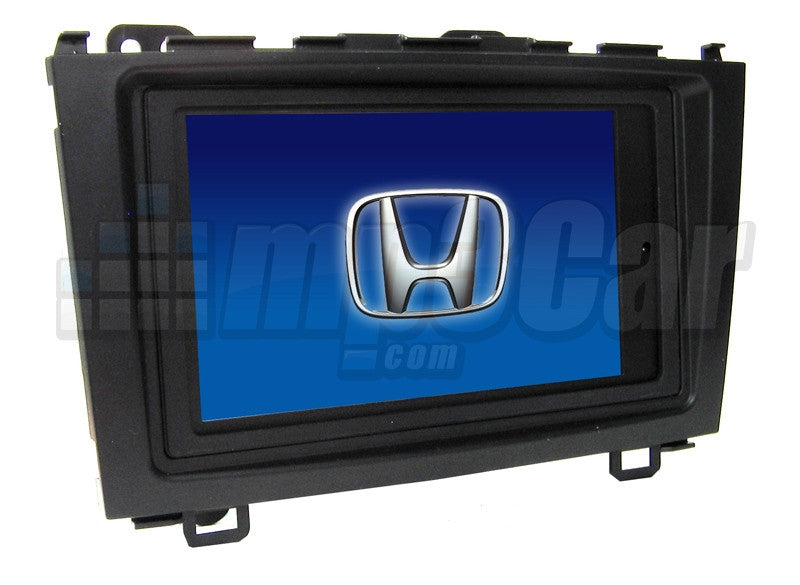 Direct Fit Double Din LCD Touch Screen for 2007 Honda CRV
