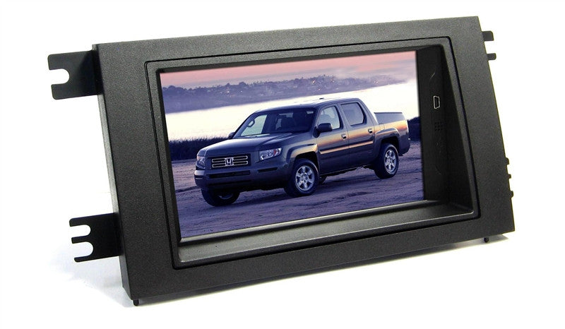 Direct Fit Double Din LCD Touch Screen for 2006-2012 Honda Ridgeline