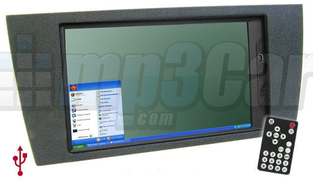 Direct Fit Double Din LCD Touch Screen for 1997-2001 Lexus ES series