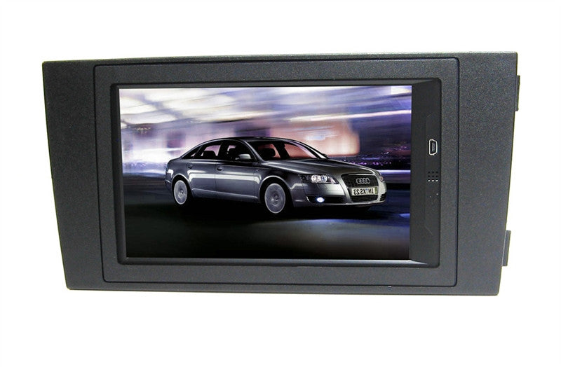 Direct Fit Double Din LCD Touch Screen for 2000-2012 Audi A6