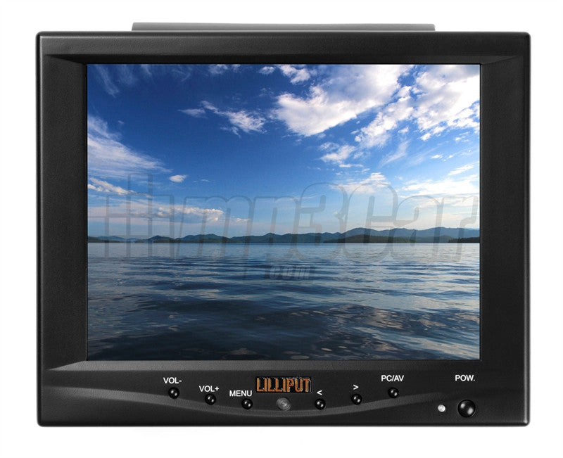 Lilliput 8 Inches VGA Touch Screen LCD Monitor/FA801-NP/C/T