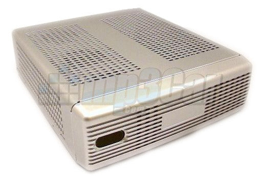 Silver M350 Universal Mini-ITX enclosure by Mini-Box