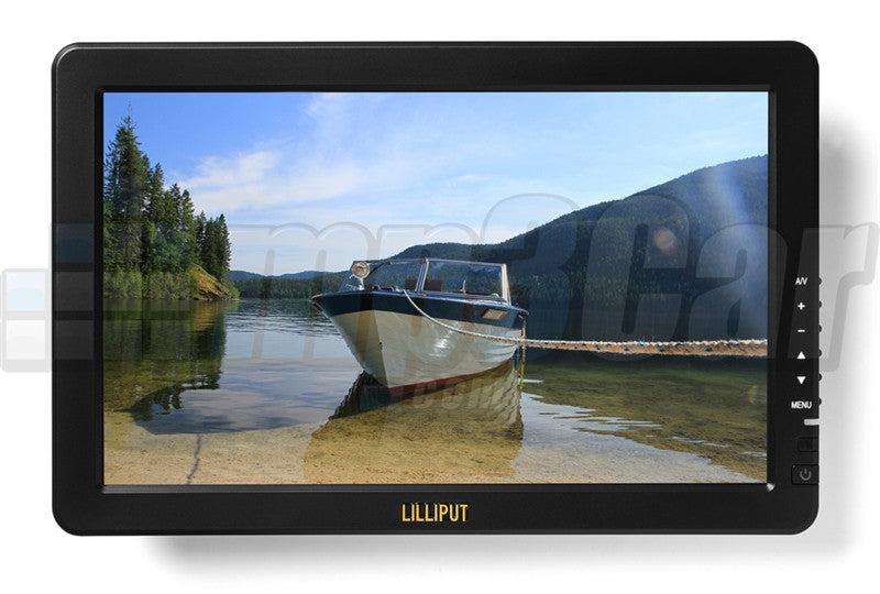 "Lilliput 10.1"" FA1011-NP/C/T VGA LED Touch Screen Monitor HDMI DVI"