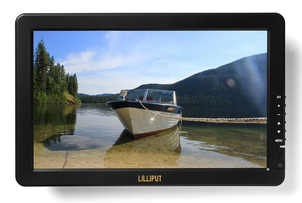 "LILLIPUT FA1011-NP/C 10.1"" on-camera Field HD Monitor for DSLR with HDMI DVI"