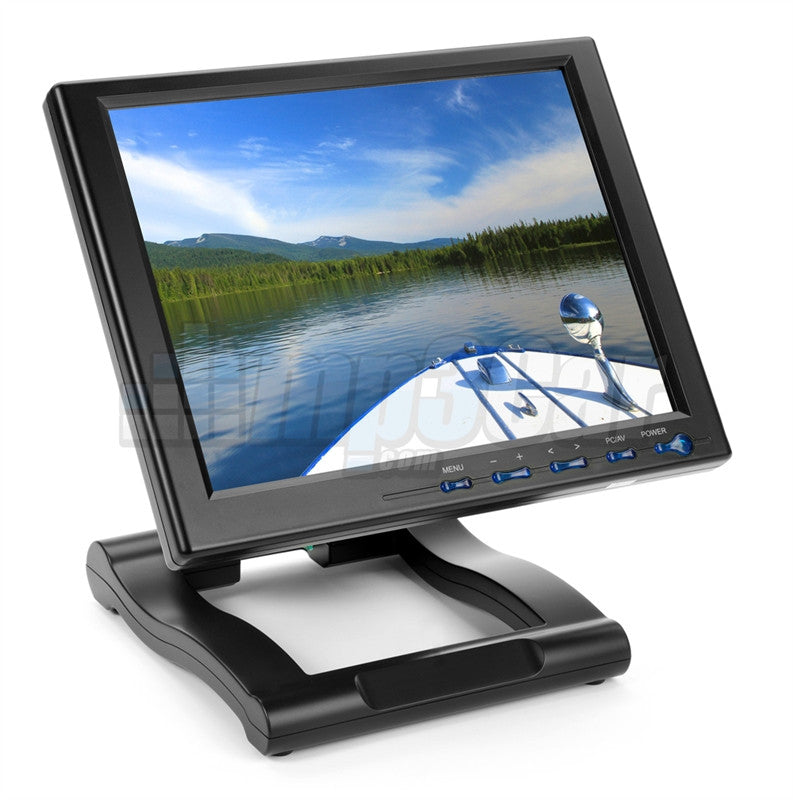 "Lilliput FA1042-NP/C/T Touch Screen 10.4"" 4:3 Desktop/Wallmount LCD VGA Monitor"