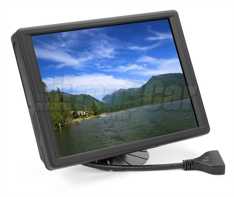 "Inelmatic Industrial  10.4"" TFT Sunlight Readable Touch Screen Monitor XF1000"