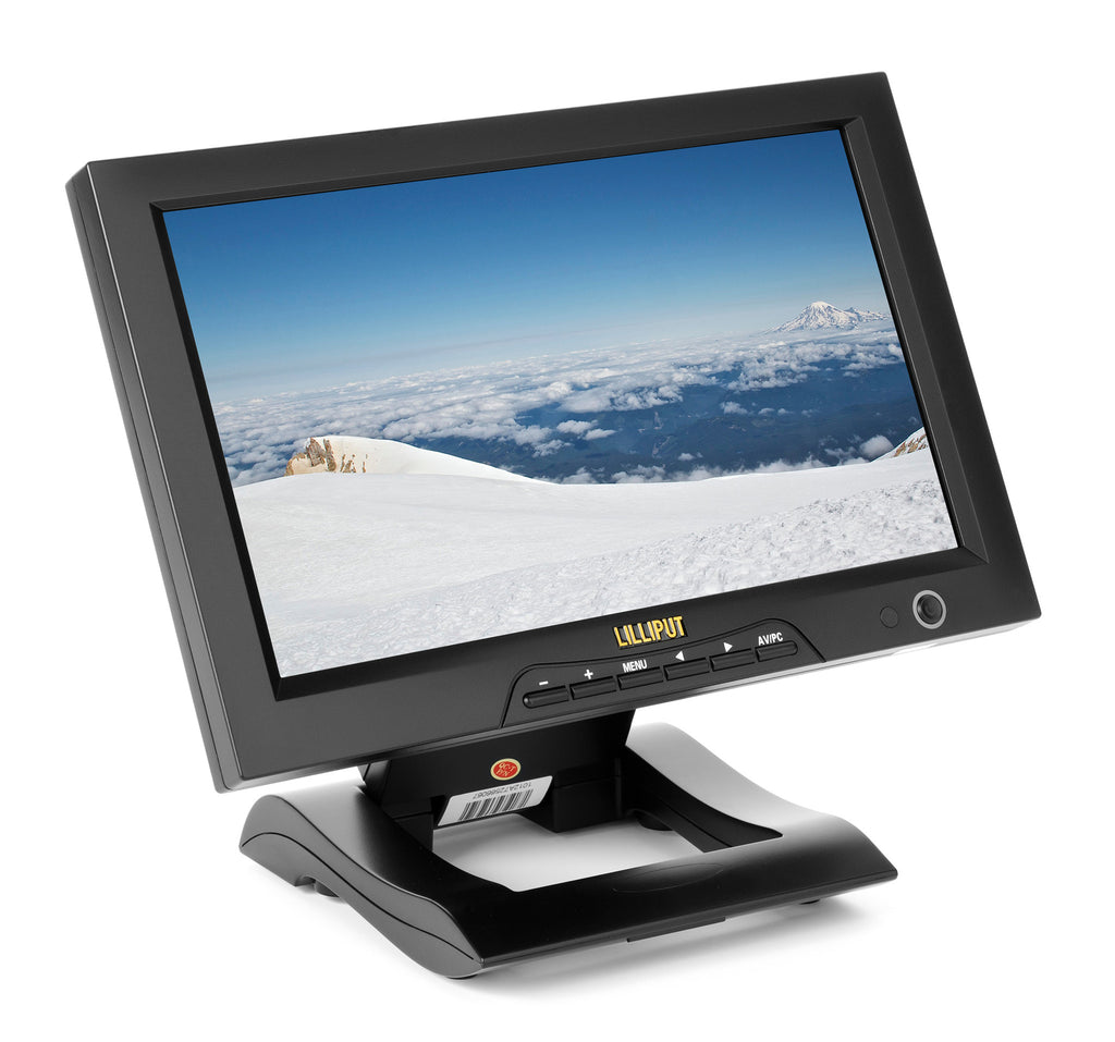 "Lilliput FA1012-NP/C/T 10.1"" LCD Capacative Multi Touch Monitor DVI HDMI"