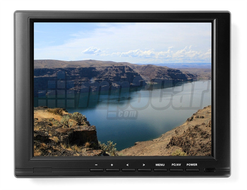 Lilliput FA1045-NP/C/T DVI HDMI VGA Touch Screen Monitor (With 75mm VESA)