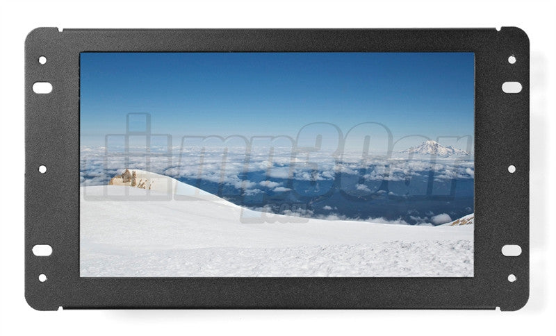 "CarNetix 8"" SKD 16:9 Open Metal Frame Touch Screen Monitor DVI HDMI"