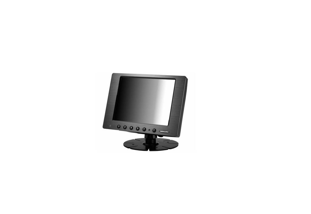 Xenarc 802TSV Sunlight Readable VGA Monitor