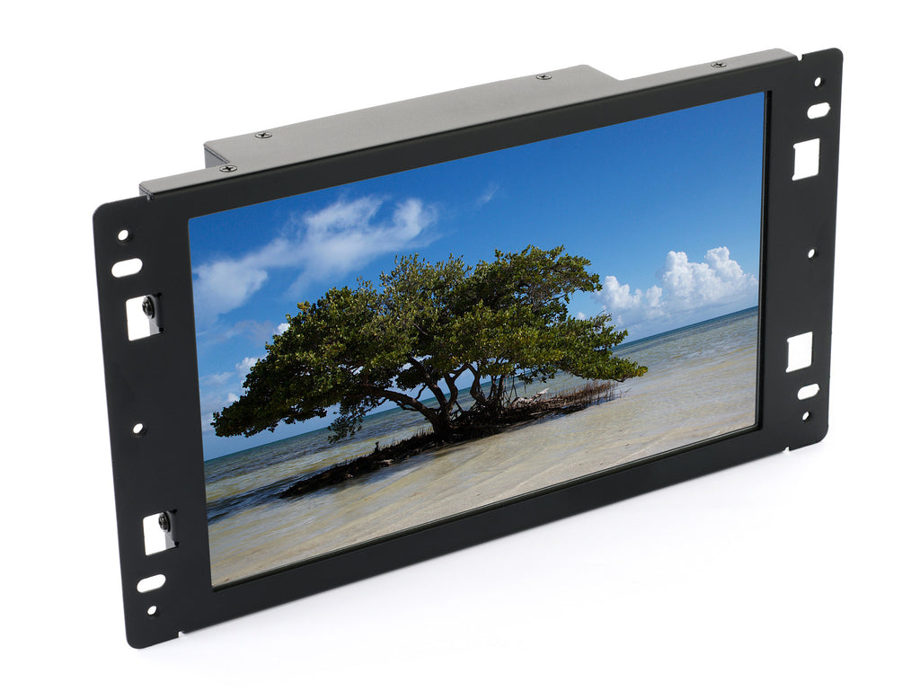 "CarNetix 10.1"" Capacitive SKD Multi Touch Monitor HDMI DVI"